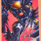 Amalgam (Fleer/SkyBox 1996) Preview Card #1- Dark Claw EX