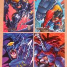 Amalgam (Fleer/SkyBox 1996) Preview Card Set EX