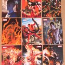 70 Years of Marvel Comics (Rittenhouse 2010) Tribute Card Set EX