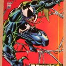 Spider-Man, the Amazing (Fleer 1994) Card #67- Venom EX