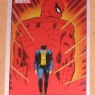 70 Years Marvel Comics (Rittenhouse 2010) Metalic Ink Parallel Card #30- Amazing Spider-Man 1967 EX