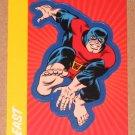 70 Years of Marvel Comics (Rittenhouse 2010) Sticker Card S17- Beast EX-MT