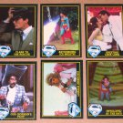 Superman 3 Movie (Topps 1983) - Single Cards