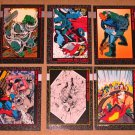 Doomsday Death of Superman (SkyBox 1992) - Single Cards