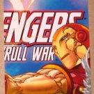 Avengers Kree-Skrull War (Upper Deck 2011) Cover Card C2 EX
