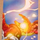 Avengers Kree-Skrull War (Upper Deck 2011) Cover Card C3 EX