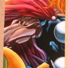 Avengers Kree-Skrull War (Upper Deck 2011) Cover Card C5 EX