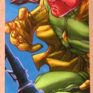 Avengers Kree-Skrull War (Upper Deck 2011) Cover Card C7 EX