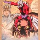 Avengers Kree-Skrull War (Upper Deck 2011) Retro Card R-2 Ant-Man EX