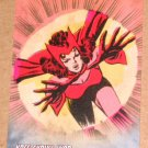 Avengers Kree-Skrull War (Upper Deck 2011) Retro Card R-18 Scarlet Witch EX