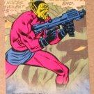 Avengers Kree-Skrull War (Upper Deck 2011) Retro Card R-19 Skrull EX