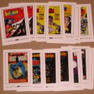 Batman Archives (Rittenhouse 2008) - Lot of 16 Cards EX