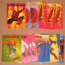 Spider-Man '97 .99 (Fleer/SkyBox 1997) - Lot of 16 Cards EX
