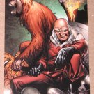 Fantastic Four Archives (Rittenhouse 2008) Nemesis Card N7- Red Ghost EX