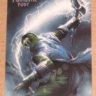 Fantastic Four Archives (Rittenhouse 2008) Nemesis Card N8- Ronan EX