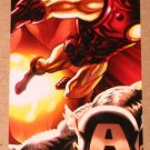 Avengers Kree-Skrull War (Upper Deck 2011) Variant Cover Card V5 NM