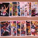 70 Years of Marvel Comics (Rittenhouse 2010) - Lot of 15 Cards EX
