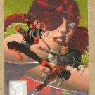 Amalgam (Fleer/SkyBox 1996) Power Blast Card #5- Dare the Terminator #181 EX