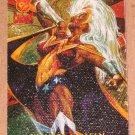 Amalgam (Fleer/SkyBox 1996) Canvas Card #8- Wonder Woman EX-MT