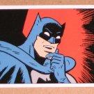 Batman Archives (Rittenhouse 2008) Retro 1940 Gum Card BG1- Batman NM