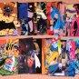 Batman Saga of the Dark Knight (SkyBox 1994) - Lot of 27 Cards EX