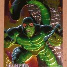 Spider-Man, Fleer Ultra (1995) Golden Web Card #6- Scorpion VG