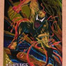 Spider-Man, Fleer Ultra (1995) Golden Web Card #2- Carnage EX