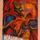 Spider-Man, Fleer Ultra (1995) ClearChrome Card #3- Hobgoblin EX