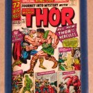 Thor Movie (Upper Deck 2011) Comic Covers Card T4 EX