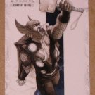 Thor Movie (Upper Deck 2011) Concept Series Card C9 VG