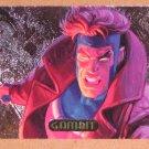Marvel Masterpieces 1994 (Fleer) PowerBlast Card #5- Gambit VG