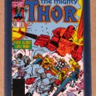 Thor Movie (Upper Deck 2011) Comic Covers Card T7 EX