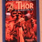Thor Movie (Upper Deck 2011) Comic Covers Card T10 EX