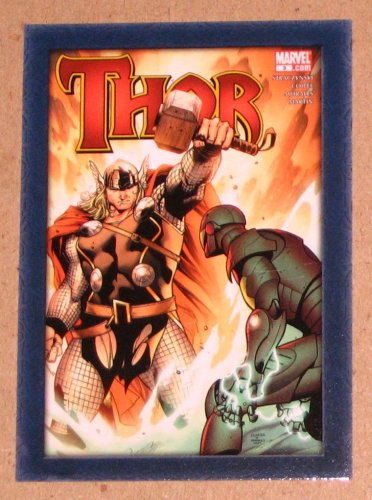 Thor Movie (Upper Deck 2011) Comic Covers Card T11 EX