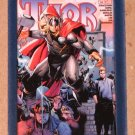 Thor Movie (Upper Deck 2011) Comic Covers Card T12 EX