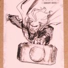 Thor Movie (Upper Deck 2011) Concept Series Card C13 EX