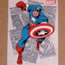 Marvel Bronze Age (Rittenhouse 2012) Classic Heroes Card CH1 - Captain America EX