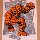 Marvel Bronze Age (Rittenhouse 2012) Classic Heroes Card CH6 - Thing EX