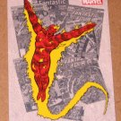 Marvel Bronze Age (Rittenhouse 2012) Classic Heroes Card CH7 - Human Torch EX