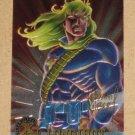 X-Men All Chromium, Fleer Ultra 1995 - Gold-foil Signature Card #54- Longshot EX