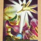 X-Men All Chromium, Fleer Ultra 1995 - Gold-foil Signature Card #20- Boomer EX-MT