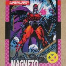 X-Men Series 1 (Impel 1992) Card #41- Magneto VG