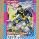 X-Men Series 1 (Impel 1992) Card #17- Cyclops EX