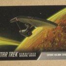 Star Trek Remastered Original Series (Rittenhouse 2011) Promo Card P1 VG
