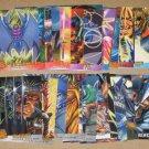 1996 Fleer X-Men (Walmart) - Lot of 29 Cards VG