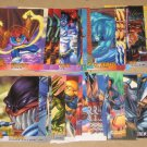 1996 Fleer X-Men (Walmart) - Lot of 38 Cards G