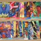 1996 Fleer X-Men (Walmart) - Lot of 33 Cards EX