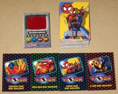 Marvel Vision (Fleer/SkyBox 1996) Card Set EX