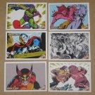 Marvel Bronze Age (Rittenhouse 2012) - Single Cards