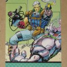 X-Men Series 1 (Impel 1992) Card #98- Cable EX-MT